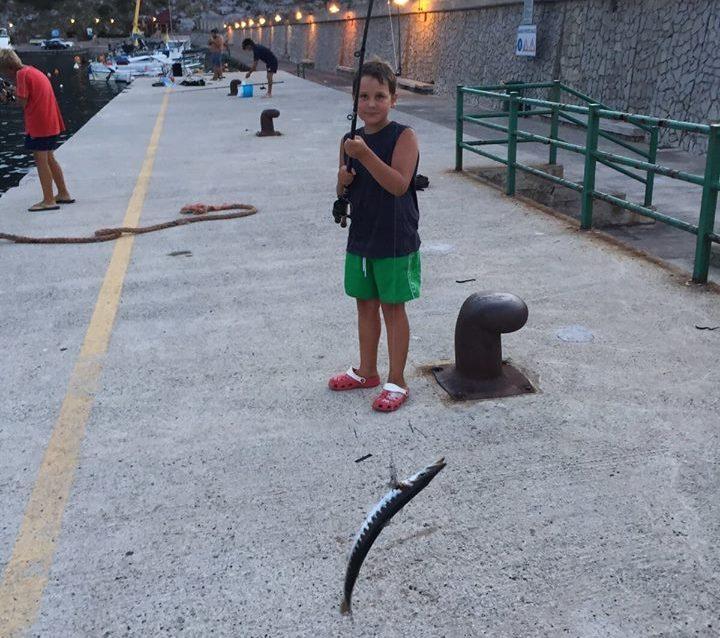 Pesca al Barracuda a Palinuro
