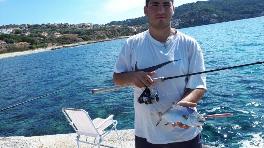 Pesca a Spinning a Palinuro la perla del Cilento
