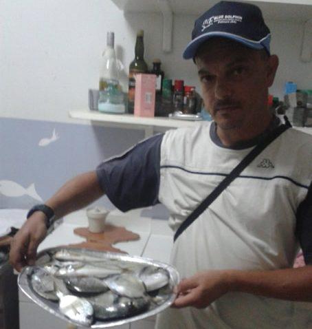 Pesca a Ledgering a Palinuro Arco Naturale