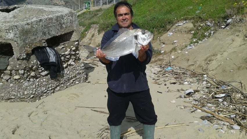Pesca a Vertical Jigging nel Cilento