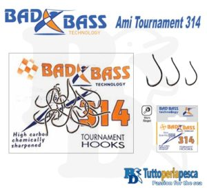 AMI DA PESCA 314 BAD BASS