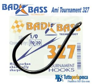 AMI DA PESCA 327 BAD BASS