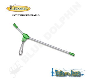 ANTI TANGLE MAXI IN METALLO STONFO