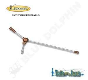ANTI TANGLE IN METALLO STONFO