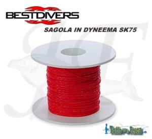 BEST DIVERS SAGOLA IN DYNEEMA SK75