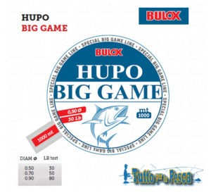 MONOFILO HUPO BIG GAME 1000 MT BULOX