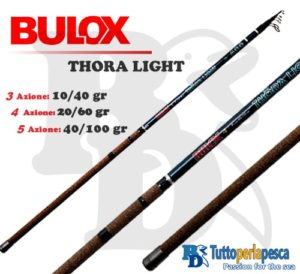 CANNA DA PESCA THORA LIGHT BULOX