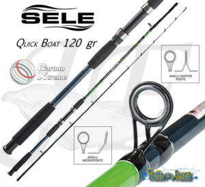 CANNA SELE QUICK BOAT CM 240