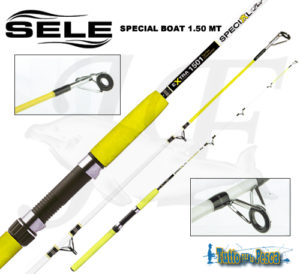 CANNA SELE SPECIAL BOAT