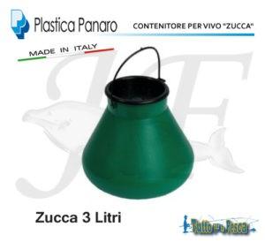 CONTENITORE PER VIVO ZUCCA PANARO 3 LT
