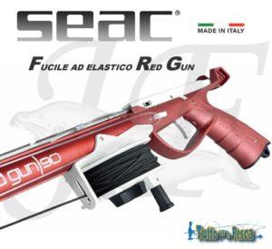 SEAC FUCILE AD ELASTICO RED GUN