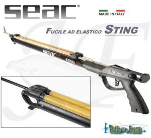 SEAC FUCILE AD ELASTICO STING