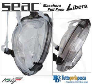 MASCHERA FULL FACE LIBERA SEAC