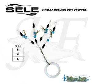 GIRELLA ROLLING CON STOPPER SELE