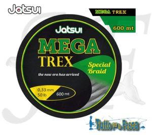 TRECCIATO MEGA TREX JATSUI 600 MT