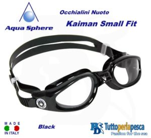 OCCHIALINI NUOTO KAIMAN SMALL FIT