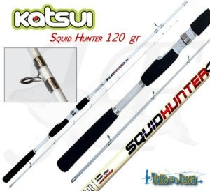CANNA KATSUI SQUID HUNTER 1.80 MT