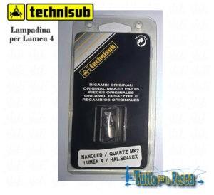 LAMPADINA NANO LED QUARZ MK2