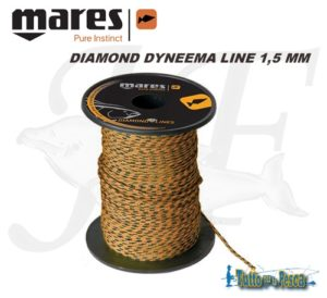 MARES DIAMOND DYNEEMA LINE 1.5 MM