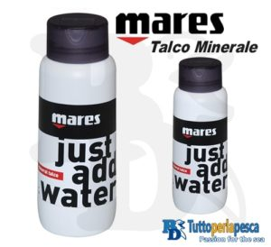 MARES FLACONE TALCO MINERALE 125 GR