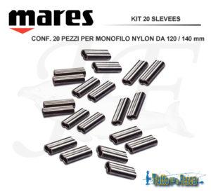 MARES KIT 20 SLEVEES 120-140