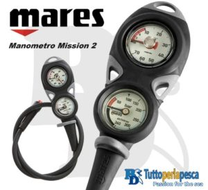 MARES MANOMETRO MISSION 2
