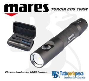 MARES TORCIA SUBACQUEA EOS 10RW