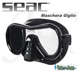 MASCHERA ADULTO GIGLIO SEAC SUB