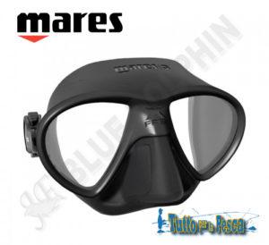 MASCHERA MARES X-FREE BLACK