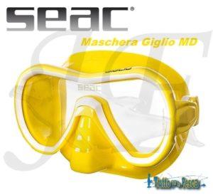MASCHERA SEAC SUB GIGLIO MD