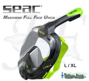 MASCHERA FULL FACE UNICA SEAC