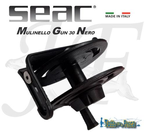 mulinello-seac-gun-30-nero