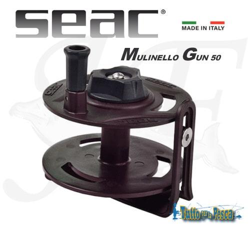 mulinello-seac-gun-50-nero