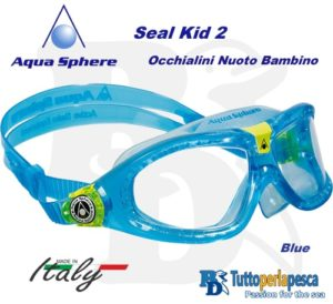 OCCHIALINI NUOTO SEAL KID 2