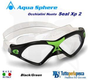 OCCHIALINI NUOTO SEAL XP 2