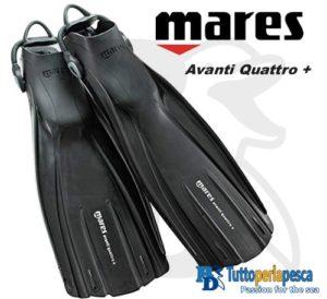 PINNE MARES AVANTI QUATTRO +