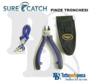 PINZE TRONCHESI SURE CATCH