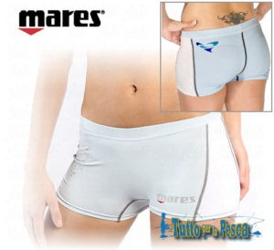 PANTALONCINO RASH GUARD LADY MARES