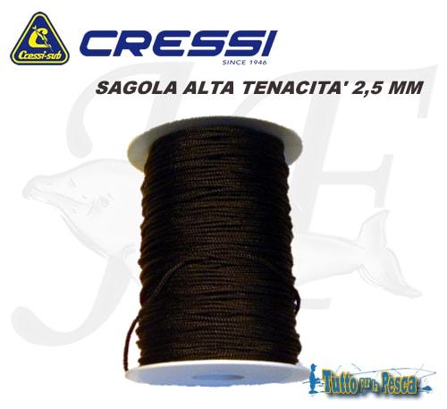 sagola-alta-tenacita-2-5-mm-cressi-sub