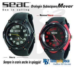 SEAC OROLOGIO SUBACQUEO MOVER