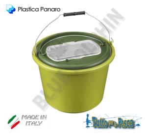 SECCHIO PORTA VIVO PANARO 12 LT