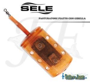 SELE PASTURATORE PIATTO CON GIRELLA