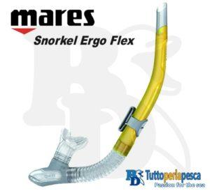 SNORKEL ERGO FLEX MARES