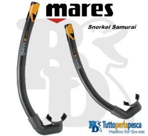 SNORKEL SAMURAI BLACK MARES