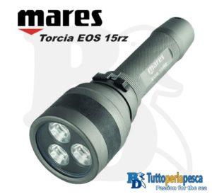 TORCIA EOS 15RZ MARES