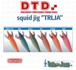 TOTANARA SQUID JIG TRLJA DTD
