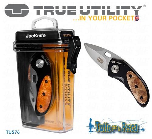 Portachiavi True Utility Jacknife