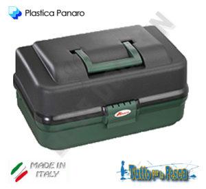 PANARO VALIGETTA DA PESCA 3 RIPIANI