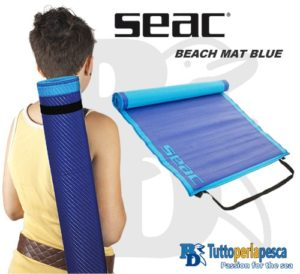 BEACH MAT BLUE SEAC SUB