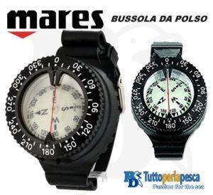BUSSOLA DA POLSO MISSION 1C MARES